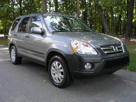 Perfect 2006 Honda CR V
