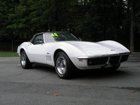 1968 chevrolet corvette for sale in high point nc. Cars Review. Best American Auto & Cars Review