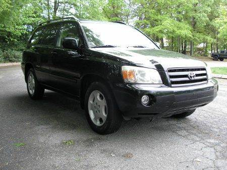 2006 Toyota Highlander for sale in High Point, NC