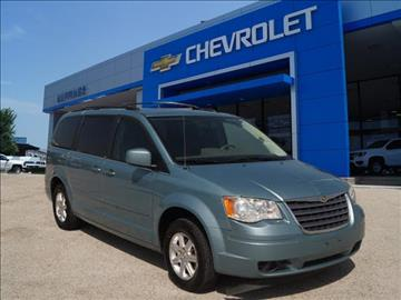 2008 Chrysler Town and Country for sale in Lewisville, TX