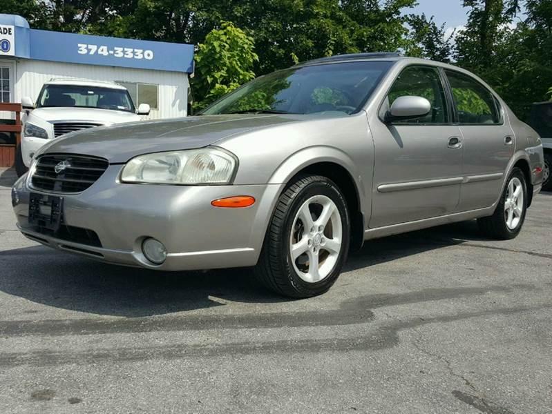 2000 Nissan Maxima near New Hampton NY 10958 for $3,495.00