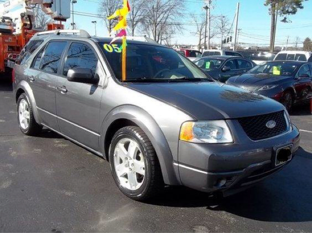 2005 ford freestyle limited awd 4dr wagon in new hampton. Black Bedroom Furniture Sets. Home Design Ideas