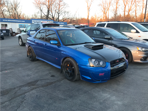 2005 subaru impreza for sale for Platinum motors heath ohio