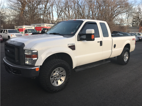 2008 Ford F-250 Super Duty for sale in New Hampton, NY