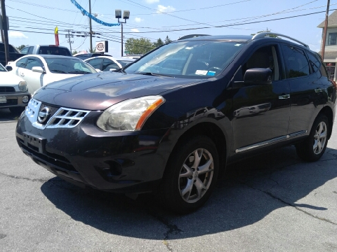 2011 Nissan Rogue for sale in New Hampton, NY