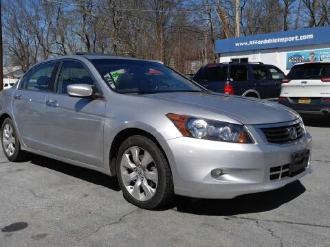 2008 Honda Accord for sale in New Hampton, NY