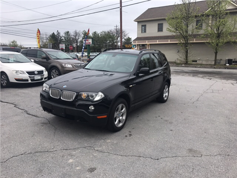 2007 BMW X3 for sale in New Hampton, NY