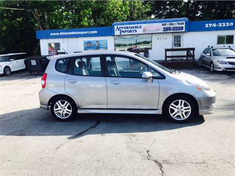 2008 Honda Fit for sale in New Hampton, NY
