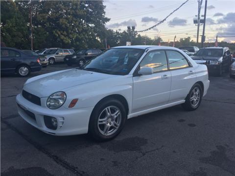 2003 Subaru Impreza for sale in New Hampton, NY