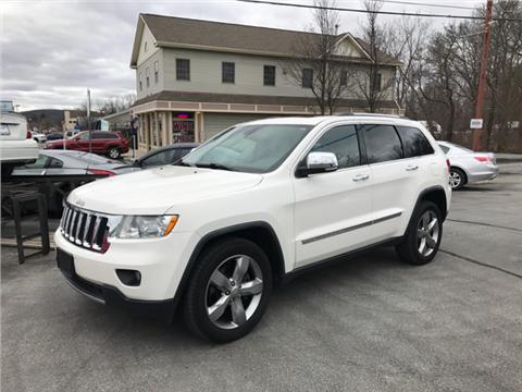 2012 Jeep Grand Cherokee for sale in New Hampton, NY