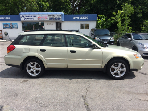 2007 Subaru Outback for sale in New Hampton, NY