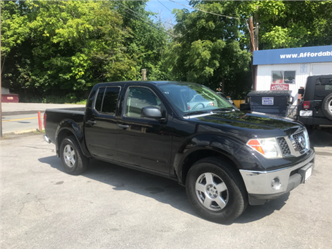 2006 Nissan Frontier for sale in New Hampton, NY