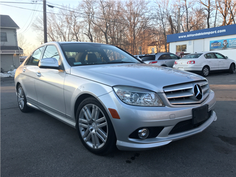 2008 Mercedes-Benz C-Class for sale in New Hampton, NY