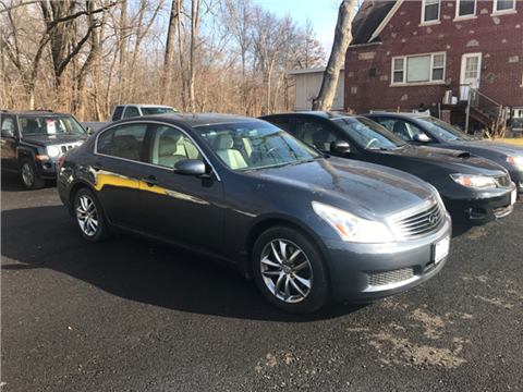 2007 Infiniti G35 for sale in New Hampton, NY
