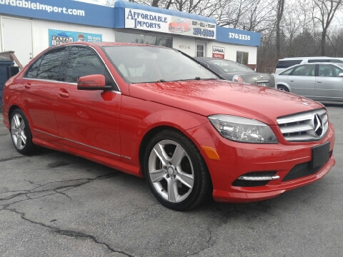2011 Mercedes-Benz C-Class for sale in New Hampton, NY