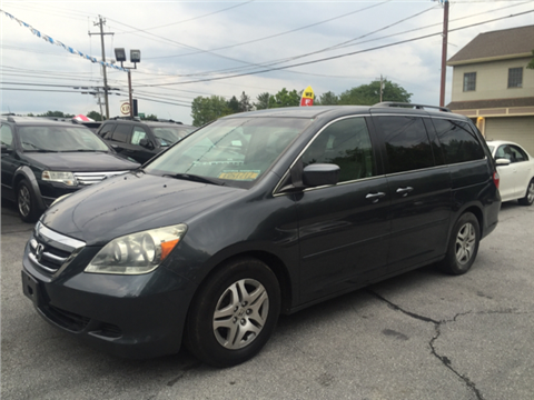 2005 Honda Odyssey for sale in New Hampton, NY