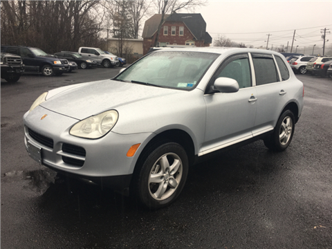 2004 Porsche Cayenne for sale in New Hampton, NY