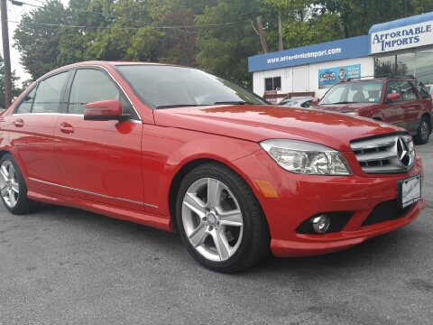 2010 Mercedes-Benz C-Class for sale in New Hampton, NY