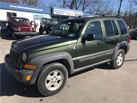 2007 Jeep Liberty for sale in New Hampton, NY