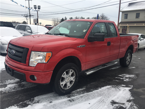 2009 Ford F-150 for sale in New Hampton, NY