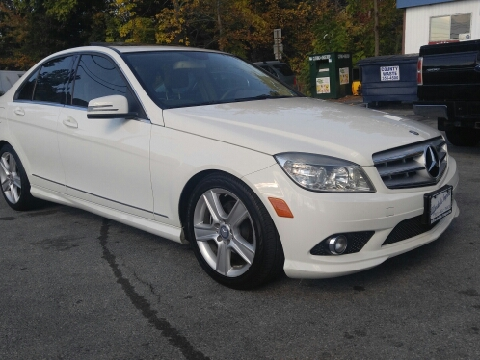 2010 mercedes benz c class for sale new york for Mercedes benz for sale ny