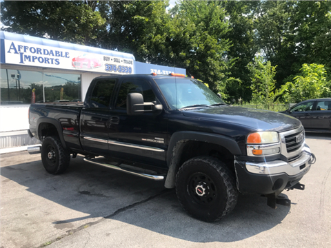 2007 GMC Sierra 2500HD Classic for sale in New Hampton, NY