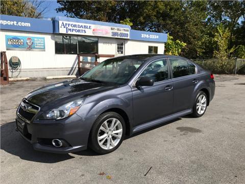 2014 Subaru Legacy for sale in New Hampton, NY