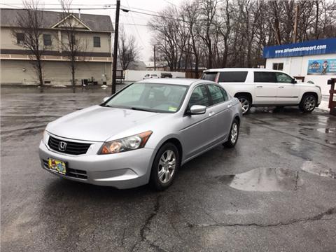2009 Honda Accord for sale in New Hampton, NY