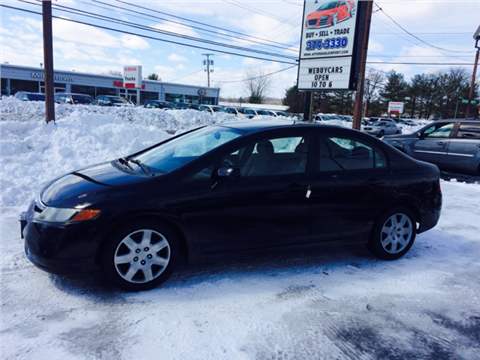 2008 Honda Civic for sale in New Hampton, NY