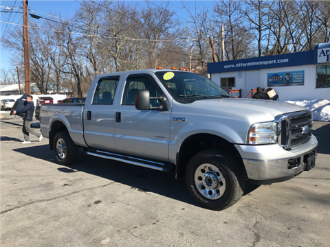 2006 Ford F-250 Super Duty for sale in New Hampton, NY