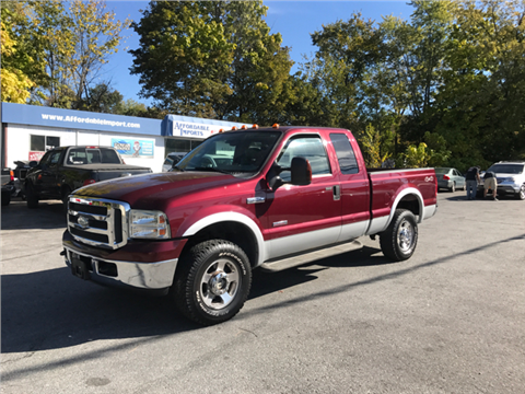 2005 Ford F-250 Super Duty for sale in New Hampton, NY