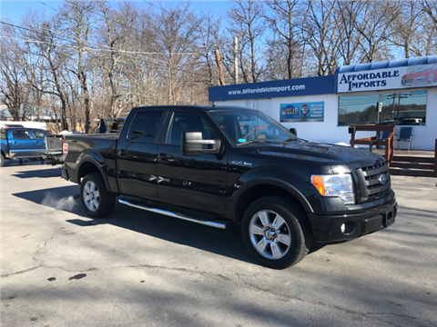 2010 Ford F-150 for sale in New Hampton, NY