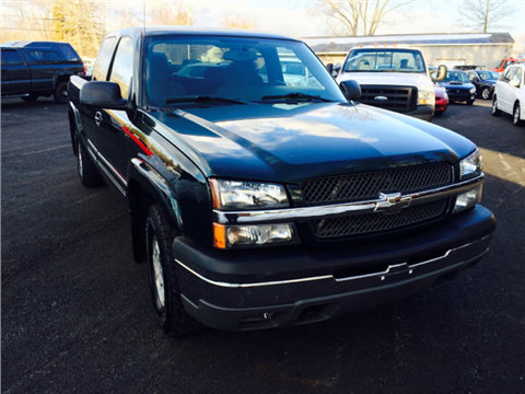 2004 Chevrolet Silverado 1500 for sale in New Hampton, NY