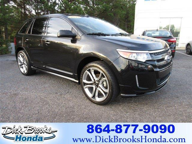 2013 Ford Edge For Sale In South Carolina Carsforsale Com