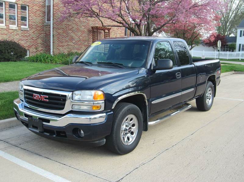 2006 GMC Sierra 1500 SLE2 4dr Extended Cab 4WD 6.5 ft. SB - Forsyth IL