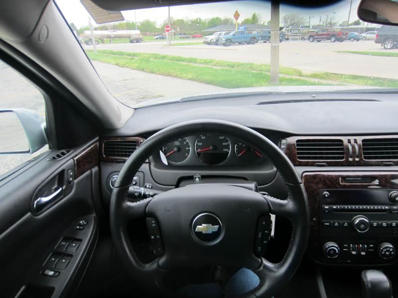 2012 Chevrolet Impala LT Fleet 4dr Sedan - Forsyth IL