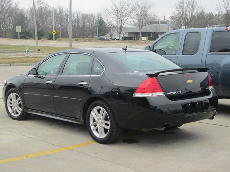 2016 Chevrolet Impala Limited LTZ Fleet 4dr Sedan - Forsyth IL