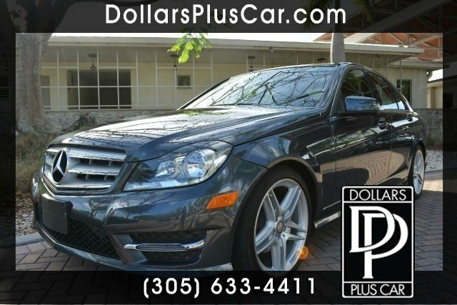 2013 MERCEDES-BENZ C-CLASS C250 LUXURY 4DR SEDAN starling gray dollars plus car truly has the low
