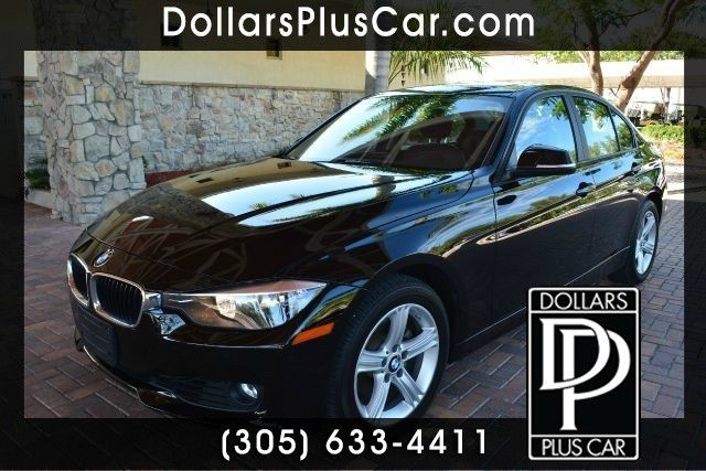 2012 BMW 3 SERIES 328I 4DR SEDAN SA black dollars plus car truly has the best prices   average m