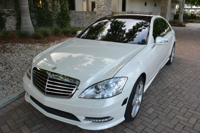 2011 MERCEDES-BENZ S-CLASS S550 4DR SEDAN white dollars plus car truly has the