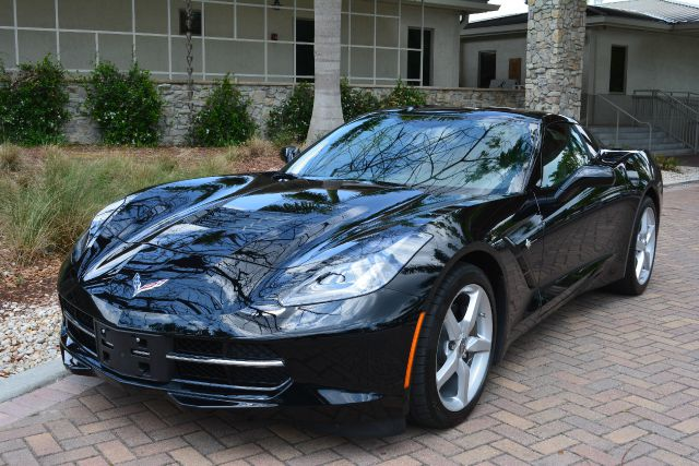 2015 CHEVROLET CORVETTE STINGRAY BASE 2DR COUPE W1LT black dollars plus car
