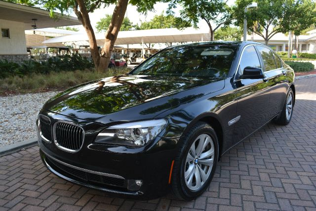 2012 BMW 7 SERIES 740I 4DR SEDAN black dollars plus car truly has the best prices   average marke