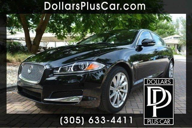 2013 JAGUAR XF 20T 4DR SEDAN black dollars plus car truly has the lowest prices   market price f