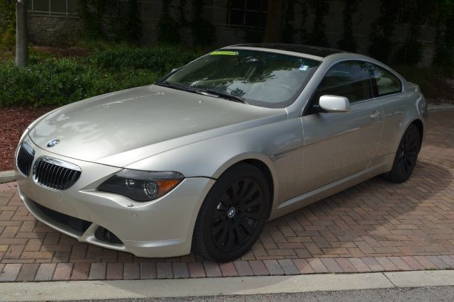 2004 BMW 6 SERIES 645CI COUPE silver we have financing available for all yours financial needs  y