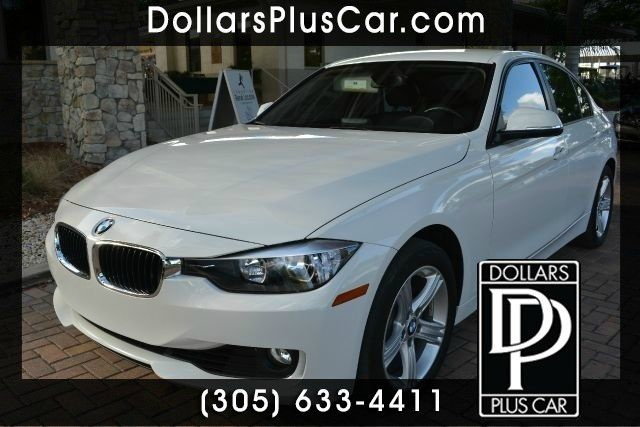 2012 BMW 3 SERIES 328I 4DR SEDAN white dollars plus car truly has the best prices   average marke