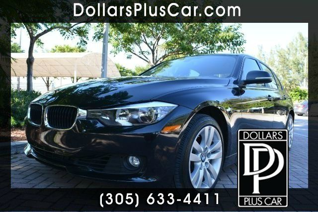 2013 BMW 3 SERIES 328I 4DR SEDAN black dollars plus car truly has the best pri