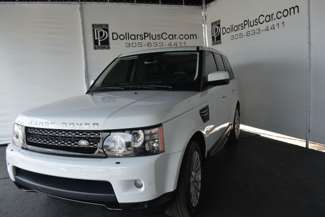 2012 LAND ROVER RANGE ROVER SPORT HSE 4X4 4DR SUV white dollars plus car truly has the best price