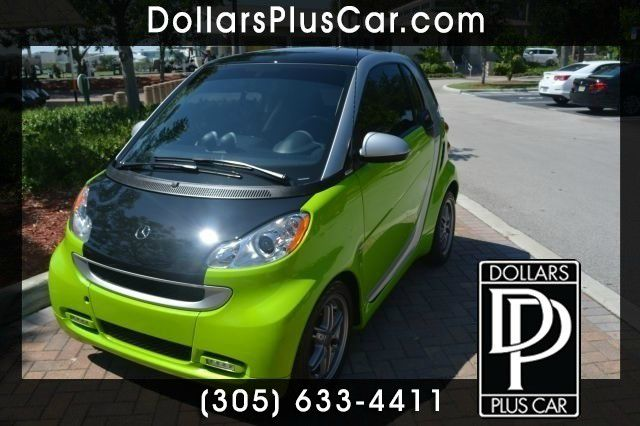 2011 SMART FORTWO PURE 2DR HATCHBACK green dollars plus car truly has the best prices market pric