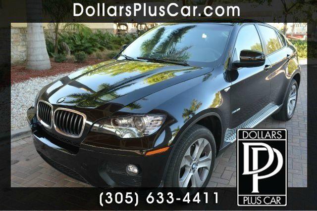 2013 BMW X6 XDRIVE35I AWD 4DR SUV black dollars plus car truly has the best prices     market pri