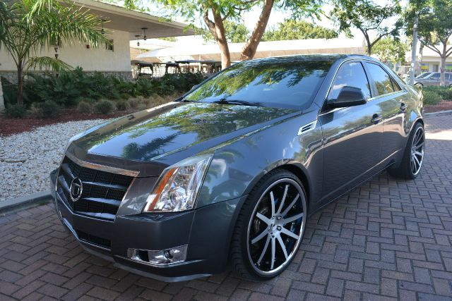 2008 CADILLAC CTS 36L DI SEDAN WNAVIGATION PACKA silver dollars plus car truly has the best pric
